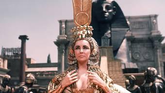 In den vergangen Tagen wurden zahlreiche Andenken an die Schauspielerin Elizabeth Taylor in den USA versteigert. (Archivbild)