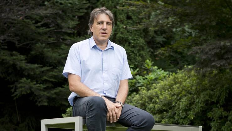 Er ist der zurzeit einzig linke Regierungsrat im Tessin: Manuele Bertoli
