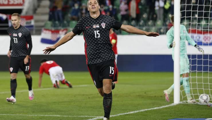 Mario Pasalic erlöste sein Team und erzielte in der 66. Minuten den Führungstreffer zum 1:2. Es war Pasalics erstes Länderspieltor. Dank diesem gewann Kroatien das Freundschaftsspiel.