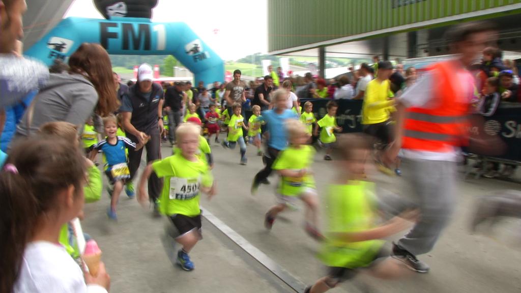 St.Gallen rennt