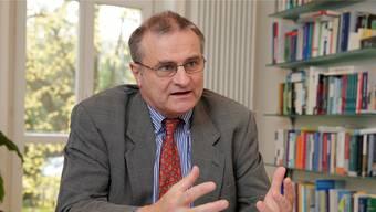 Kaspar Muller ist Fachmann im Bereich nachhaltiger Finanzierung