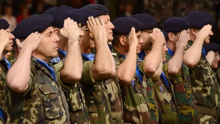 1998 schaffte Frankreich die allgemeine Wehrpflicht ab (Symbolbild)