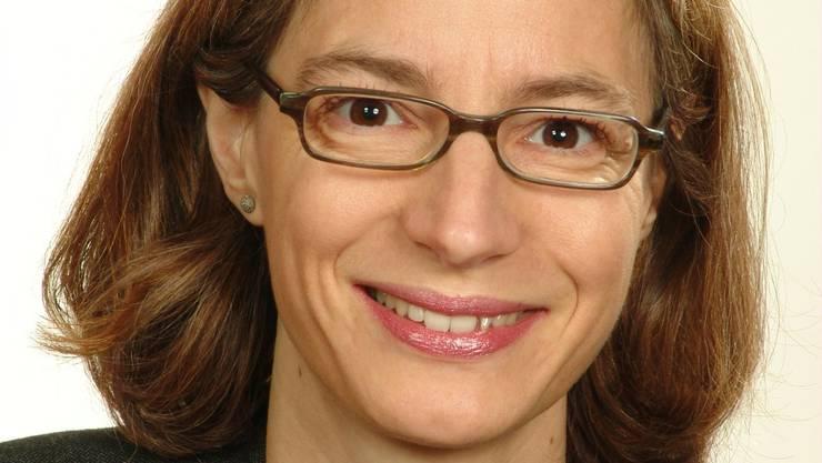 Marianne Bauer, neue Geschäftsführerin des Aargauer Kuratoriums