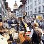 Musig i de Altstadt Aarau 2019
