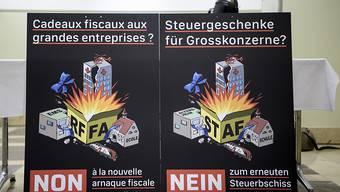 Am 19. Mai stimmt das Schweizer Volk über die STAF-Vorlage ab. Gemäss aktuellen Prognosen wird die Vorlage von einer Mehrheit angenommen.