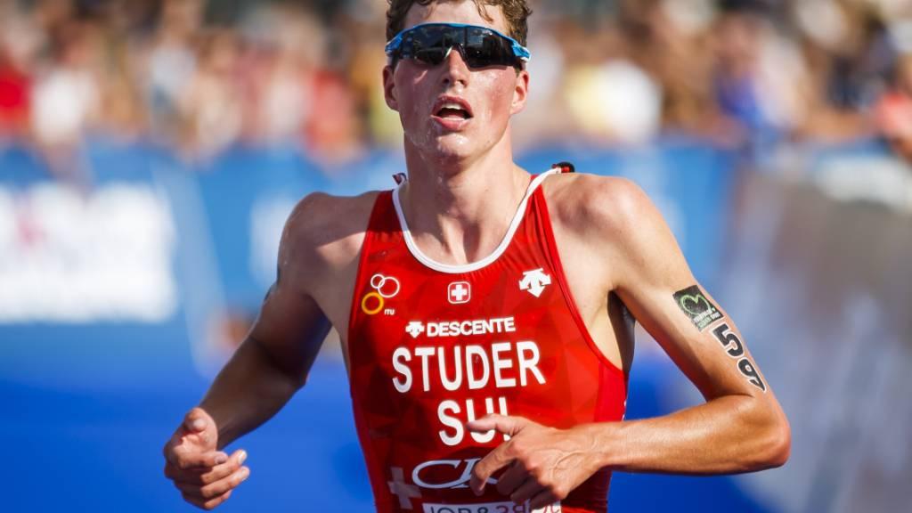 Max Studer - Europameister in der Sprint-Distanz