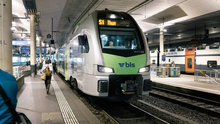 Der BLS droht im Regionalverkehr ein Minus von 40 Millionen Franken bis Ende Jahr, wie das Bahnunternehmen am Montag vorrechnet.