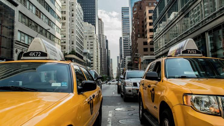 Platz 3: New York