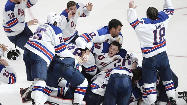 Die USA holten zum vierten Mal den WM-Titel bei den U20-Junioren