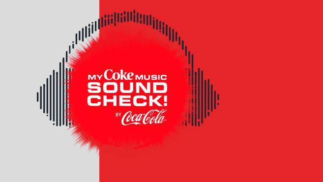 Vote jetzt für deinen Favorit beim MyCokeMusicSoundcheck