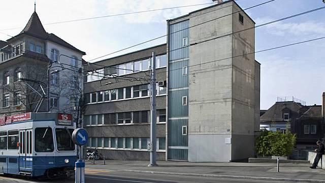 KOF-Gebäude in Zürich (Archiv)