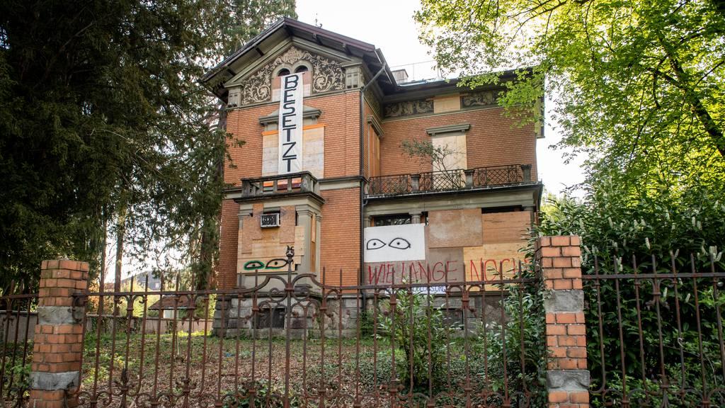 Schon am Montag beginnen erste Arbeiten an ehemaliger Bodum-Villa