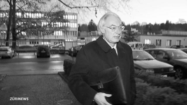 Tragisches Ende für Rolf Erb