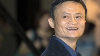 Zwang Ebay in die Knie: Alibaba-Gründer Jack Ma.