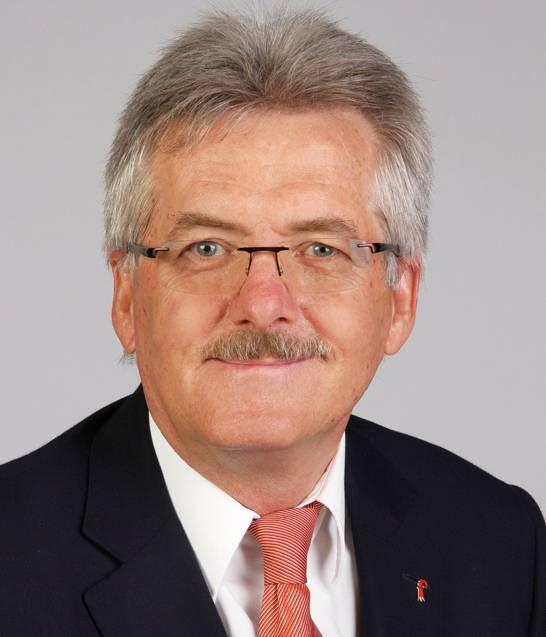 Oskar Kämpfer, SVP-Landrat