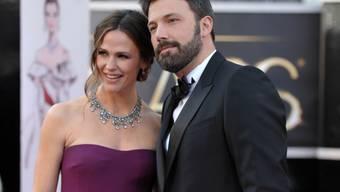 Jennifer Garner und Ben Affleck mögen es unkompliziert (Archiv)