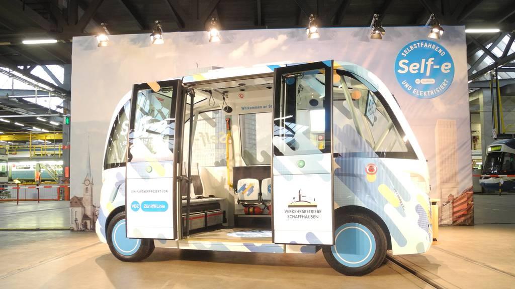 Parmelin lädt zum ersten Festival für künstliche Intelligenz