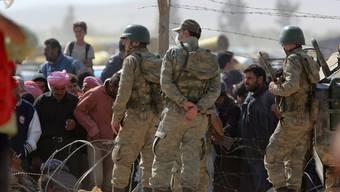 Türkei stimmt Militäreinsatz zu