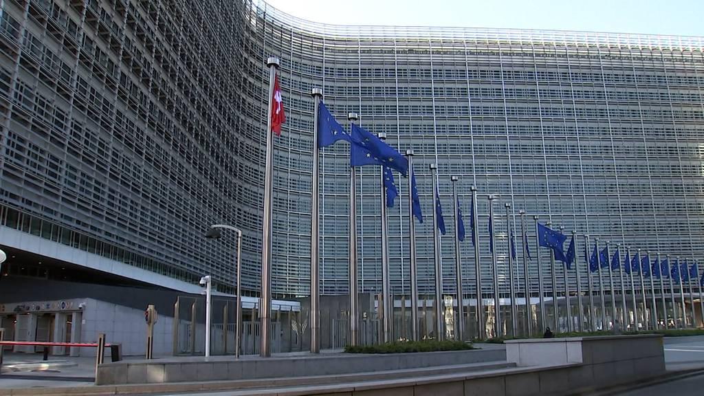 Verhandlungen um Rahmenabkommen werden verlängert