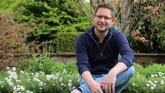 Simon Hürbin ist seit 2013 Präsident des STV Zuzgen und OK-Präsident des Fricktaler Cups. Dennis Kalt