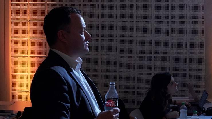 Flasche leer: Sebastian Frehner in seinem bittersten Moment. Wer hat Schuld? Die anderen.