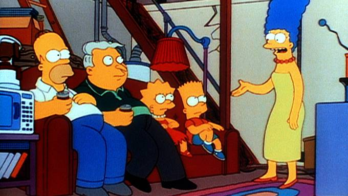 Mr. Burns' Sohn Larry