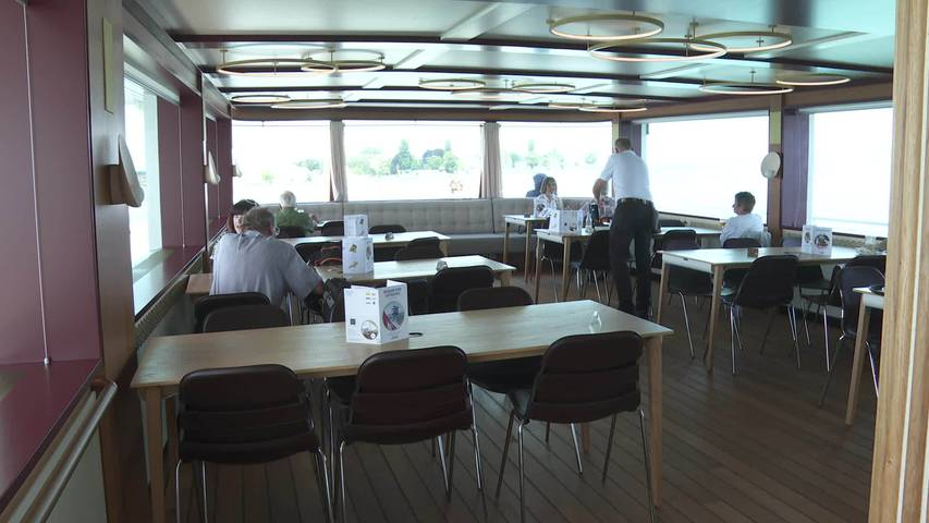 Leere Schiffe: Wegen Maskenpflicht fehlen SBS die Gäste