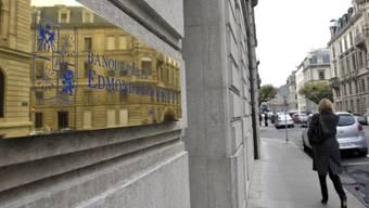 Die Privatbank Edmond de Rothschild in Genf