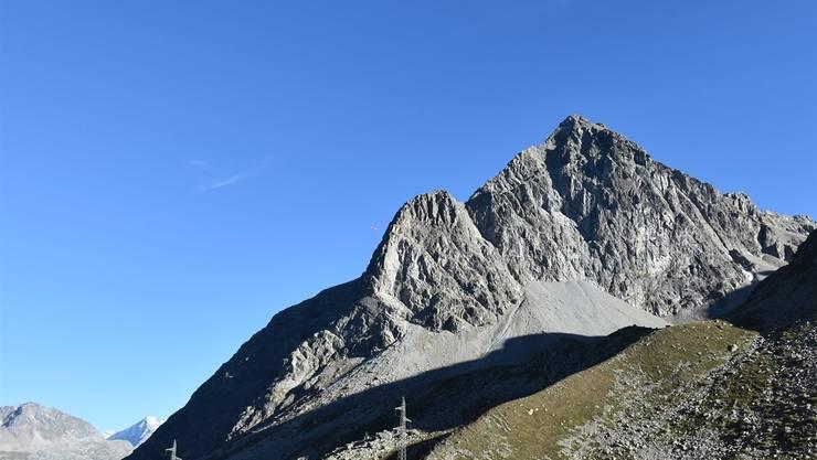 Der Versuch, den Piz Polaschin zu besteigen, endete für einen Apinisten tödlich.