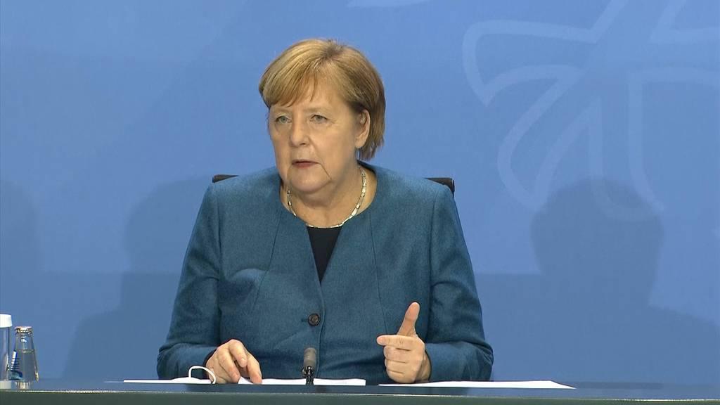 Neuer Lockdown in Frankreich, Shutdown in Deutschland