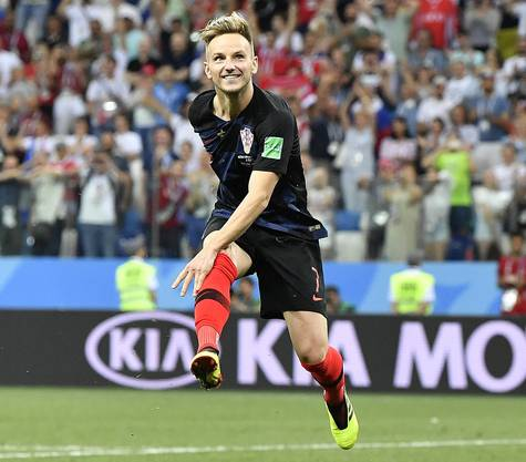 Ivan Rakitic ist das Metronom der kroatischen Nationalmannschaft.