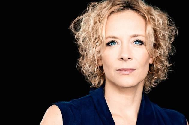 Schauspielerin Katja Rimann hat selbst eine grosse Affinität zur Musik.