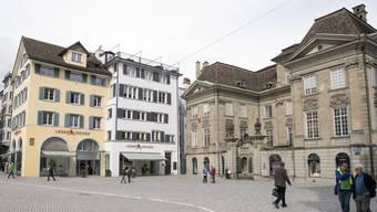 Der Weihnachtsmarkt auf dem Münsterhof soll sich von den bereits bestehenden Weihnachtsmärkten in der Stadt Zürich unterscheiden.