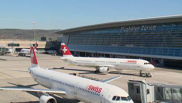 Die geringfügigen Anpassungen sind ab Donnerstag im Luftfahrthandbuch AIP publiziert. (Themenbild)