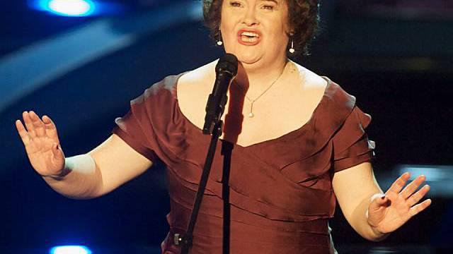 Susan Boyle ist Multimillionärin (Archiv)