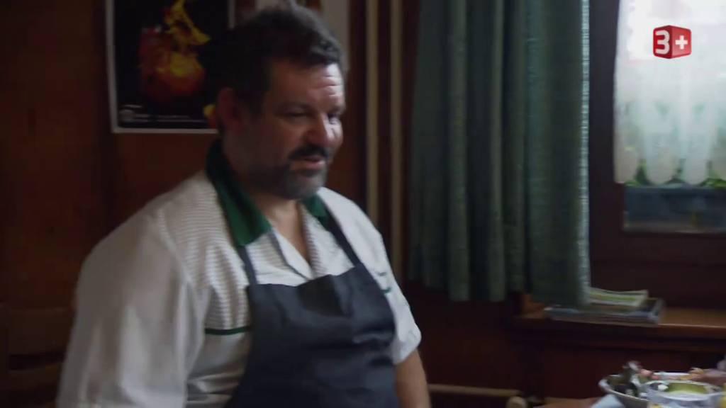 Bumann, der Restauranttester Restaurant Bahnhöfli