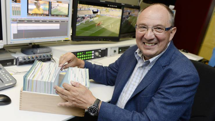 Bernard Thurnheer ist langjähriger Sportjournalist und TV-Moderator.