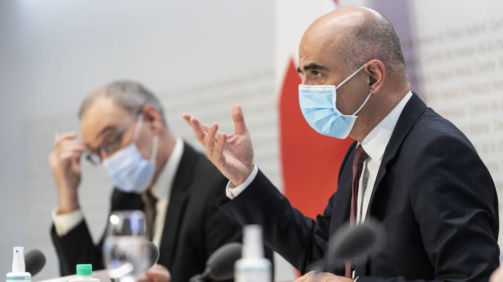 Schweiz erhält bis Ende Juli mindestens 8 Millionen Impfdosen
