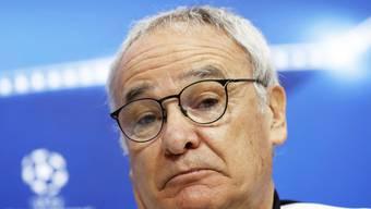Ist nicht mehr Trainer bei Leicester City: Claudio Ranieri