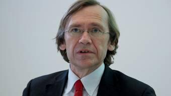 Finanzchef Andres Bühlmann: «Keine Überraschung».  (Hansjörg Sahli/Archiv)