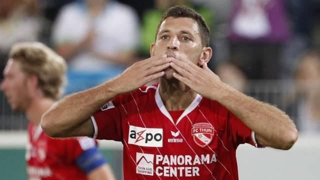 Milaim Rama steht in seiner 13. Saison beim FC Thun.