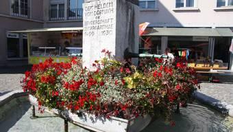 Rossmarktplatz
