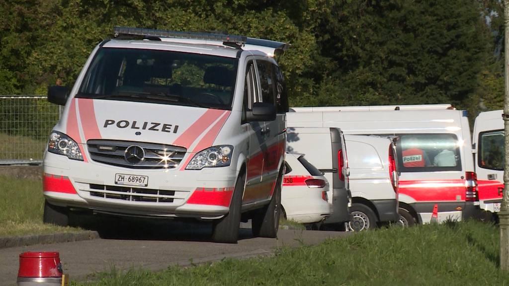 Grosseinsatz in Winterthur: Mann zündet sich nach Verfolgungsjagd an