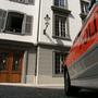 Blick auf das Bremgarter Rathaus, in dem auch das Bezirksgericht untergebracht ist. (Archivbild)