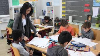 Im Unterricht lernen die Kinder spielerisch, welche Lernmethode zu ihnen, aber auch zum Stoff passt.