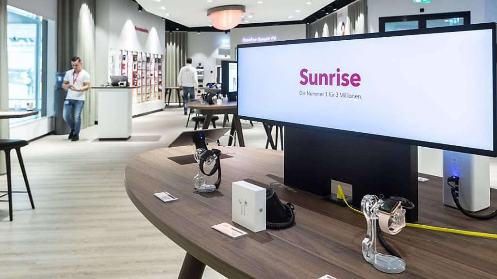Sunrise: Handelsgericht sieht keinen Bruch des Vertrags mit Salt