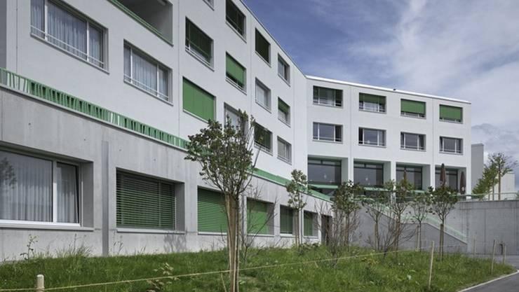 Das neue Alters- und Gesundheitszentrum Weihermatt: Der Kredit von 29 Millionen Franken wurde um 1,3 Millionen überschritten. Trotzdem resultiert bei der Schlussabrechnung ein Plus von 127000 Franken.