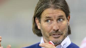 Sportchef und Vizepräsident Andres Gerber, seit 2003 in Thun, verlängerte seinen Vertrag bis 2023