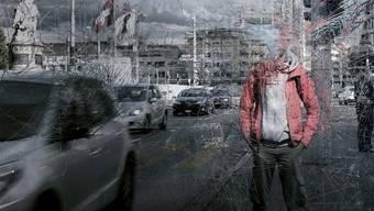 Auf der Gasse ist das Leben hart. In Basel kämpfen viele Obdachlose mit psychischen Problemen.