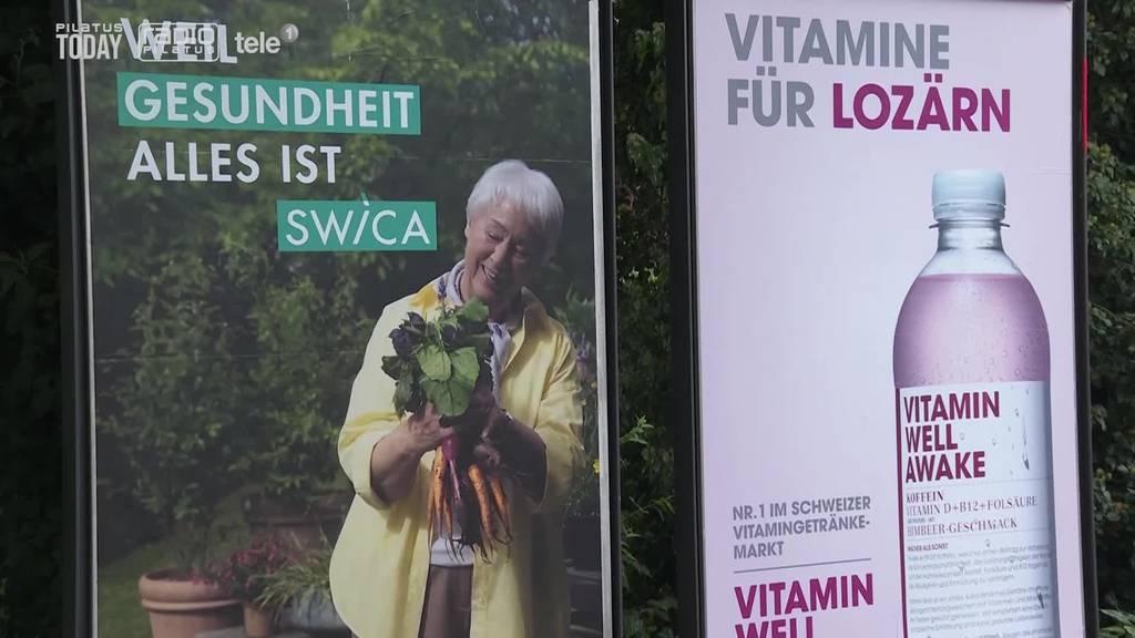 Soll auch die Stadt Luzern Werbeplakate verbieten?